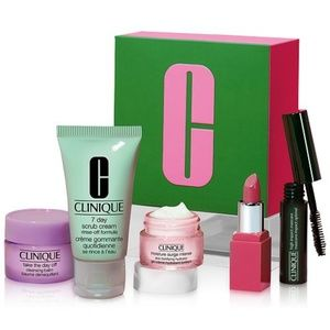 Clinique 5 Piece Giftset New